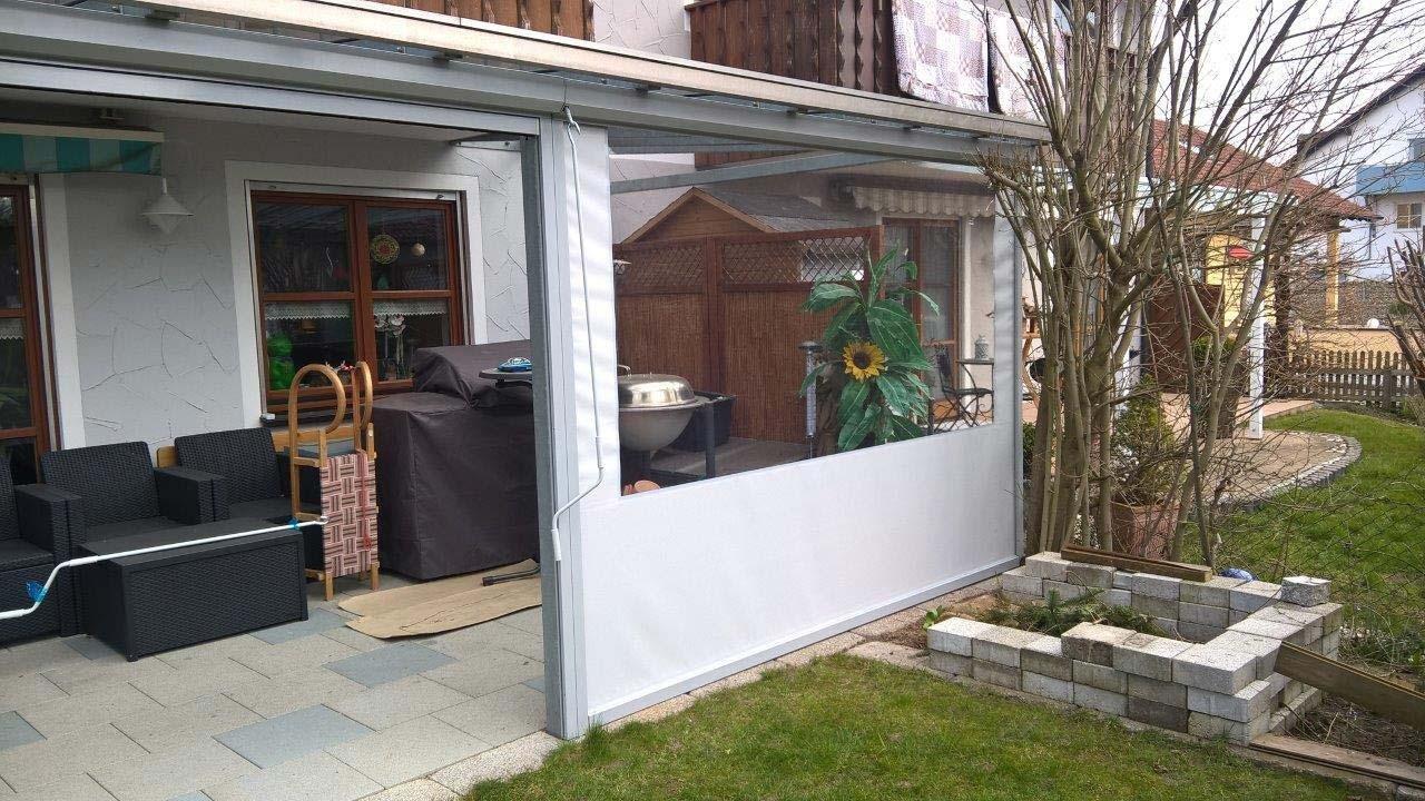 Flexibler Wetterschutz Fur Ihre Terrasse Zum Fabrikspreis Massgefertigt