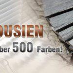 über 500 Holzfarben
