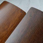 Aussenraffstore Holz-Dekor