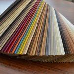 Holz-Jalousie Farben